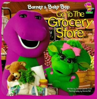 Barney and Baby Bop Go to the Grocery Store by Dennis Full and Donna D