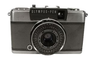 Olympus PEN EE 2 35mm Half Frame Film Camera