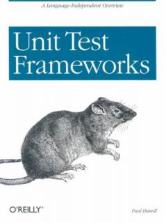 Unit Test Frameworks Tools for High Quality Software Development by