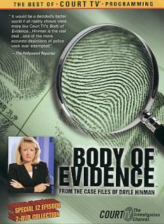 From the Case Files of Dayle Hinman DVD, 2005, 2 Disc Set