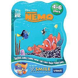Finding Nemo Nemos Ocean Discoveries V.Smile TV Learning System
