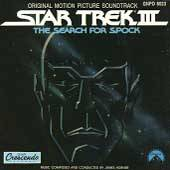 Star Trek III The Search for Spock Original Soundtrack by James Horner