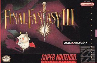 Final Fantasy III Super Nintendo, 1994