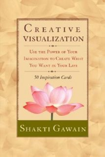 50 Inspiration Cards by Shakti Gawain 2006, Cards,Flash Cards