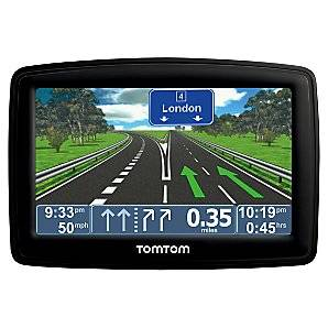 United Kingdom Republic of Ireland Automotive GPS Receiver