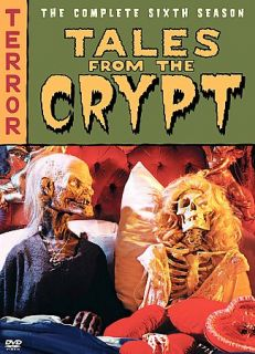 from the Crypt The Complete Sixth Season DVD, 2007, 3 Disc Set