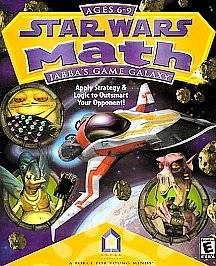 Star Wars Math Jabbas Game Galaxy PC, 2006