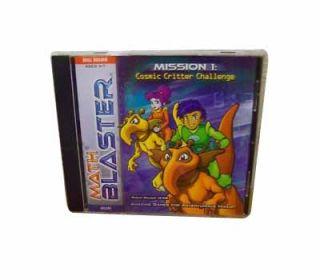 Math Blaster Ages 6 7 PC, 2000