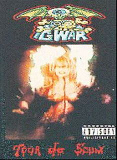 GWAR   Live From Antarctica (DVD, 2002, Parental Advisory Explicit
