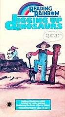 Reading Rainbow   Digging Up Dinosaurs VHS, 1992