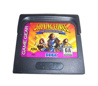 Shining Force Sword of Hayja Sega Game Gear, 1994