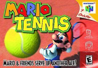Mario Tennis Nintendo 64, 2000
