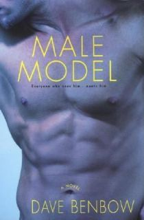 Male Model by Dave Benbow 2004, Hardcover