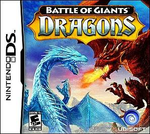 Battle of Giants Dragons Nintendo DS, 2009