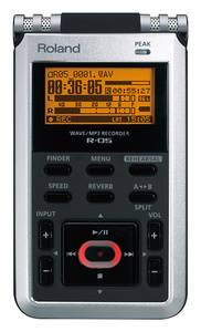 Roland R 05 Digital Multi Track Recorder