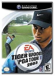 Tiger Woods PGA Tour 2003 Nintendo GameCube, 2002