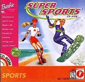 Barbie Super Sports (PC, 2000) (2000)