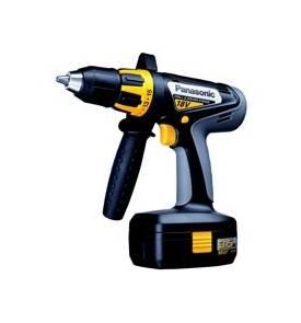 Panasonic EY6450 NiMH 1 2 Cordless Drill Driver