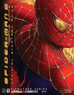 Spider Man R 2 Official Strategy Guide by Doug Walsh 2004, Paperback