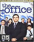 THE OFFICE Dunder Mifflin Comedy NBC Win XP PC Game NEW