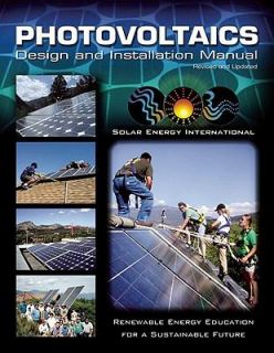 Installation Manual by Solar Energy In Staff 2004, Paperback