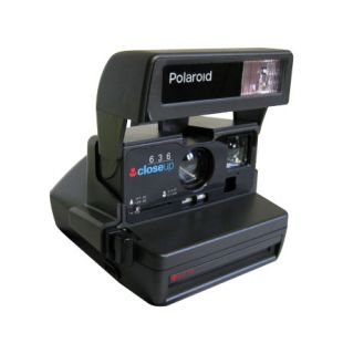 Polaroid 636 CloseUp Instant Film Camera