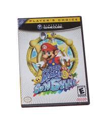 Super Mario Sunshine Nintendo GameCube, 2002