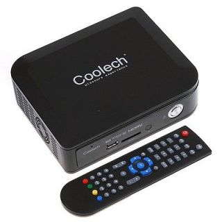 Android 2.2 1080P HD Multi Media Player TV Box WiFi HDMI USB SD MMC