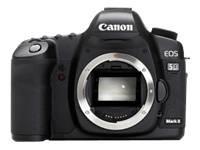 Canon EOS 5D Mark II 21.1 MP Digital SLR Camera   Black (Body Only