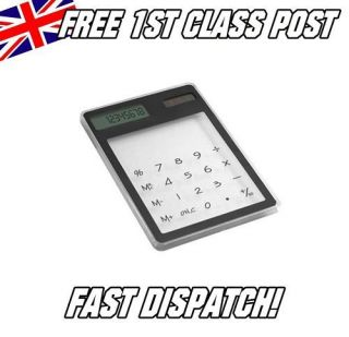 thin calculators