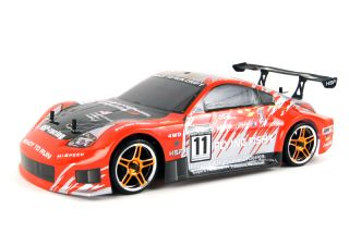 10 Remote Control HSP Flying Fish Drifter Drift Car RTR RC w/Battery