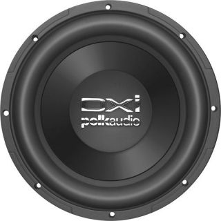 polk audio dxi car subwoofer in Car Subwoofers