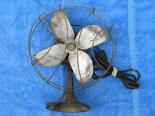 vintage desk fan in Electric Fans