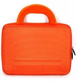 10 10.1 Tablet PC Netbook Laptop Hard Case Orange For HP Acer Dell