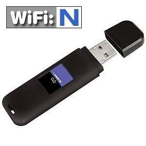 Linksys WUSB600N Dual Band Wireless N g/b/a USB Adapter