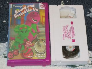 barney safety vhs in VHS Tapes
