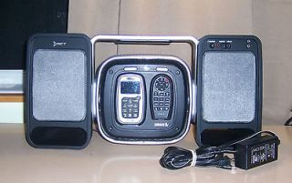 Sirius Satellite Radio Boombox in Portable Satellite Radios
