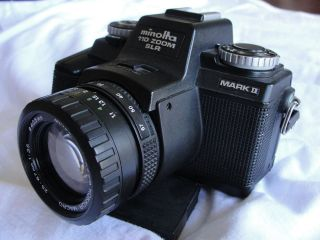 minolta 110 zoom slr in Film Photography