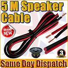 Loud speaker Wire Cable Car Surround Sound Home Cinema System Hi Fi