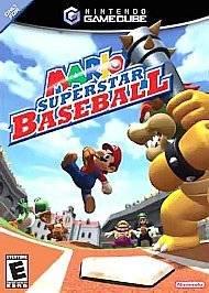 Mario Superstar Baseball (Nintendo GameCube, 2005)