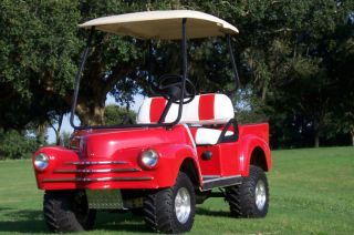 GOLF CART BODY KIT CUSTOM CLUB CAR DS OR YAMAHA