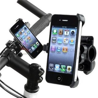 Bike Handlenar Phone Mount Holder Cradle for iPhone 4 4G 4S 4 S