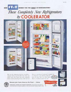 vintage refrigerator in Refrigerators & Freezers