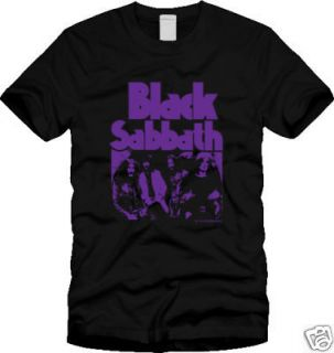 black sabbath shirt vintage in Clothing,