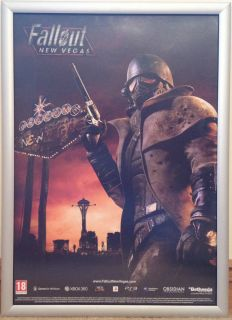 fallout new vegas poster in Strategy Guides & Cheats