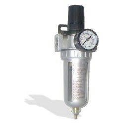 PNEUMATIC AIR REGULATOR OIL WATER SEPERATOR FILTER UNIT TRAP FOR AIR