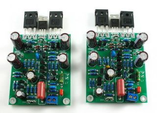 Class AB MOSFET L7 Audio power amplifier boards KIT DUAL CHANNEL 300