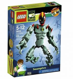 LEGO   Ages 5 12   Ben 10 Alien Force #8410 Building Set   ALIEN