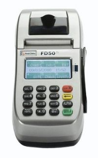 first data fd50 in Credit Card Terminals, Readers