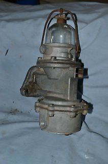 Carter 506 Glass Fuel Pump For (1938   1942) Dodge, Plymouth, Chrysler